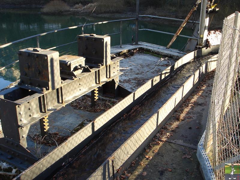 Le barrage d'Etables et la centrale de Porte-Sachet (39) 0004