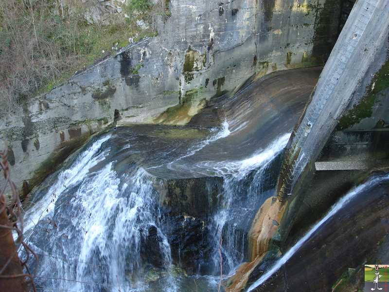 Le barrage d'Etables et la centrale de Porte-Sachet (39) 0008