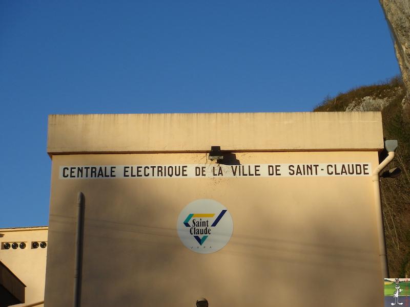 Le barrage d'Etables et la centrale de Porte-Sachet (39) 0011