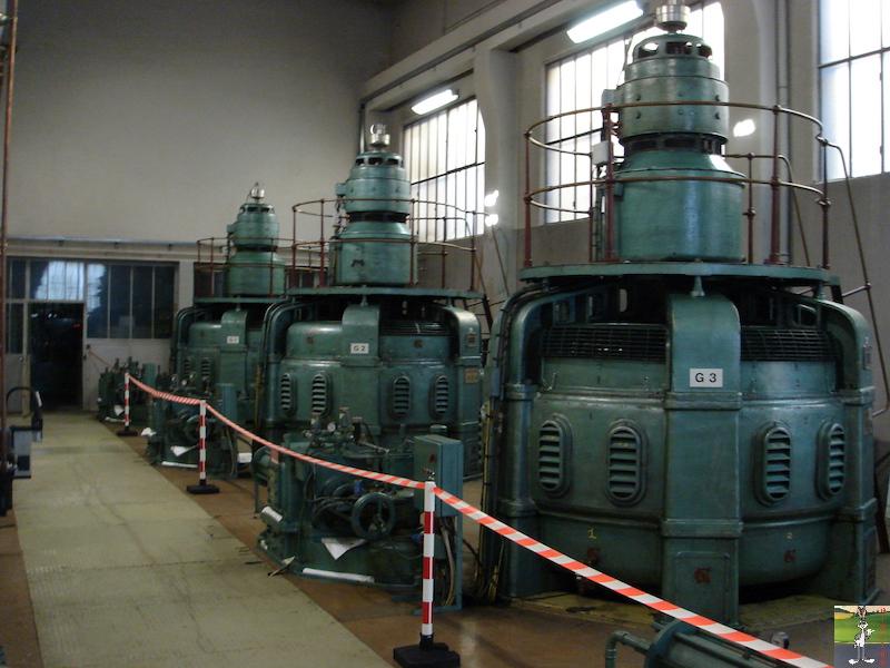 Le barrage d'Etables et la centrale de Porte-Sachet (39) 0012