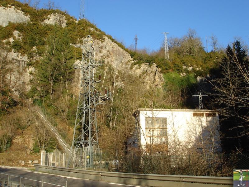 Le barrage d'Etables et la centrale de Porte-Sachet (39) 0038