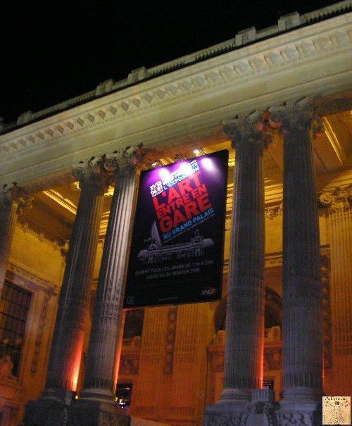 Exposition sncf grand palais paris - Exposition grand palais paris ...