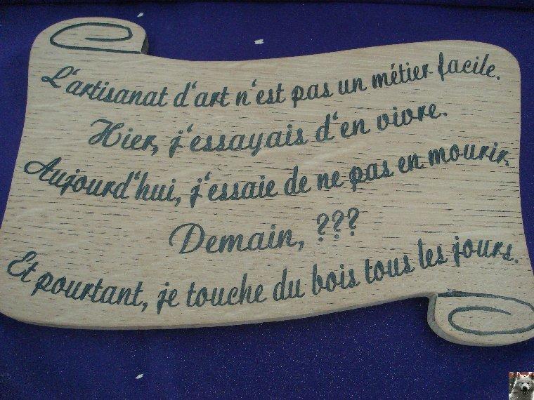2007-09-23 : Artisanat et Métiers d'art - St-Claude (39) 0059