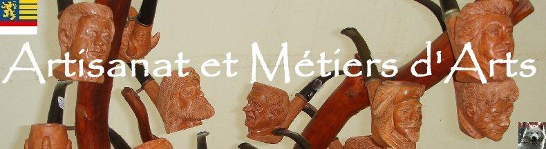 2007-09-23 : Artisanat et Métiers d'art - St-Claude (39) Logo