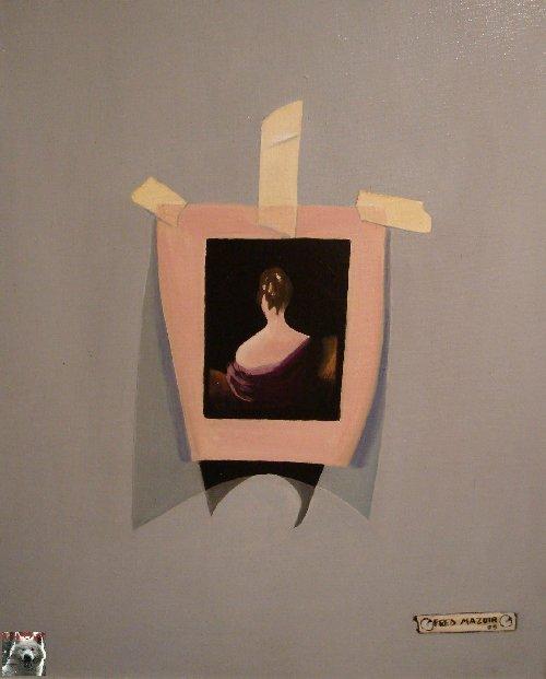 2008-01-10 : Fred Mazuir - Caveau des Artistes 0002