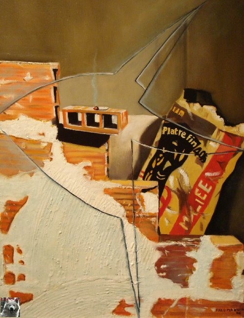 2008-01-10 : Fred Mazuir - Caveau des Artistes 0003