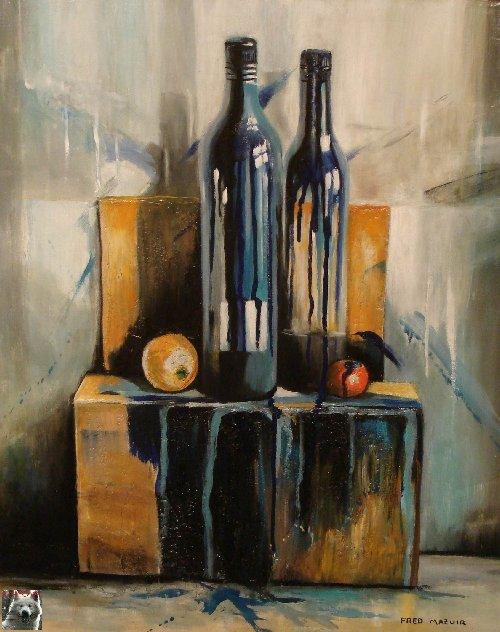 2008-01-10 : Fred Mazuir - Caveau des Artistes 0004