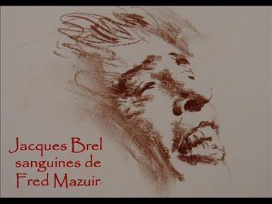 2008-07-10 : Fred Mazuir et Jacques Brel V1