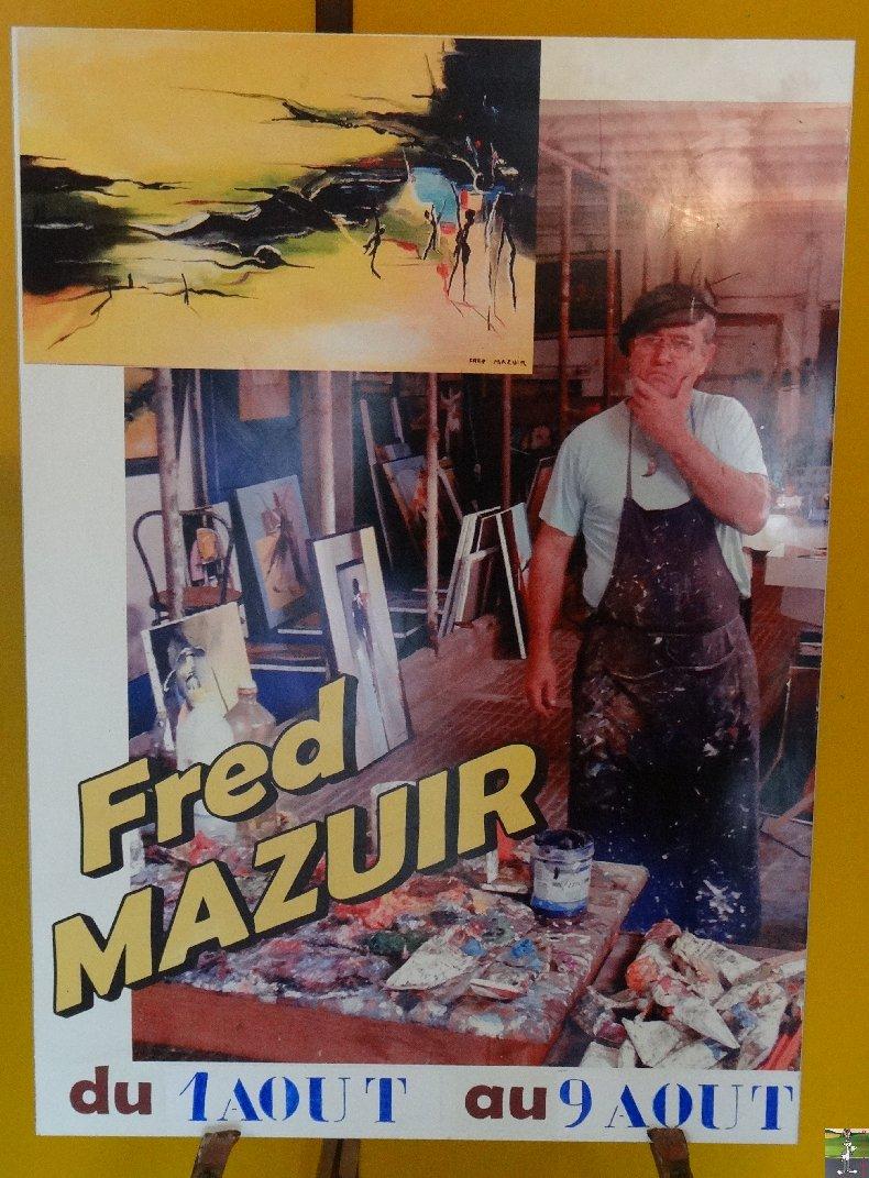 2015-08-01 : Exposition Fred Mazuir à Longchaumois (39) 000