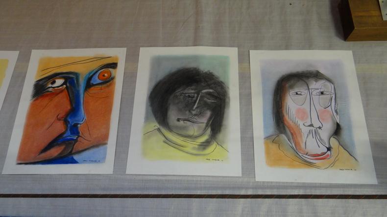 2015-08-01 : Exposition Fred Mazuir à Longchaumois (39) 005