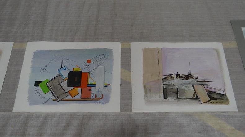2015-08-01 : Exposition Fred Mazuir à Longchaumois (39) 027