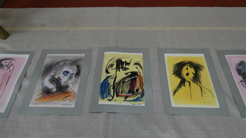 2015-08-01 : Exposition Fred Mazuir à Longchaumois (39) 057