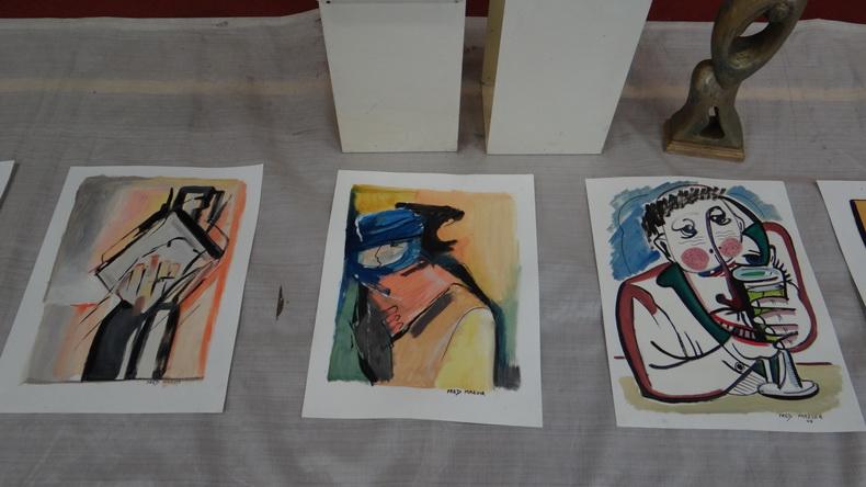 2015-08-01 : Exposition Fred Mazuir à Longchaumois (39) 070