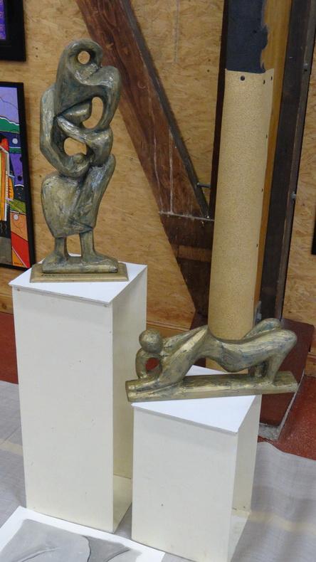 2015-08-01 : Exposition Fred Mazuir à Longchaumois (39) 075