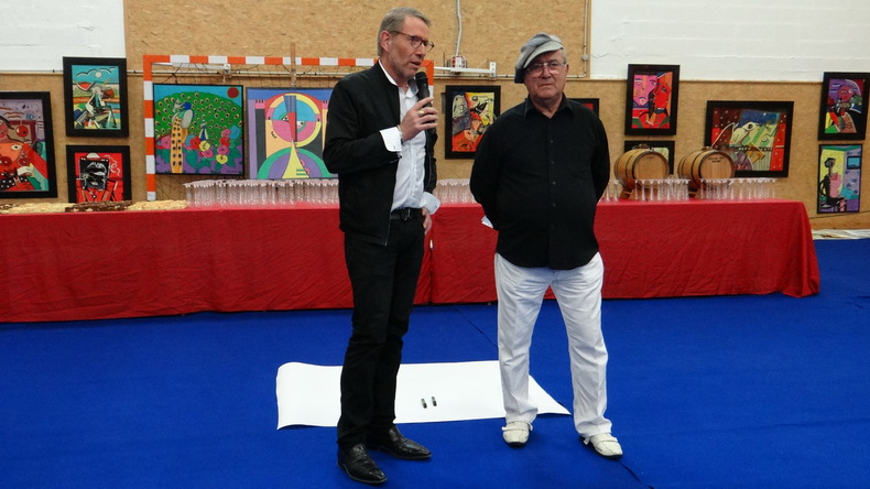 2015-08-01 : Exposition Fred Mazuir à Longchaumois (39) 134