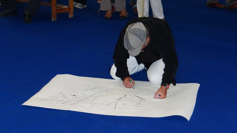 2015-08-01 : Exposition Fred Mazuir à Longchaumois (39) 136