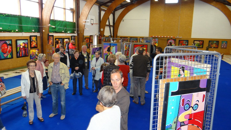 2015-08-01 : Exposition Fred Mazuir à Longchaumois (39) 145
