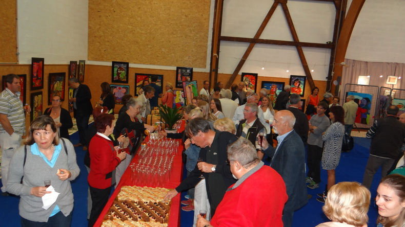 2015-08-01 : Exposition Fred Mazuir à Longchaumois (39) 147