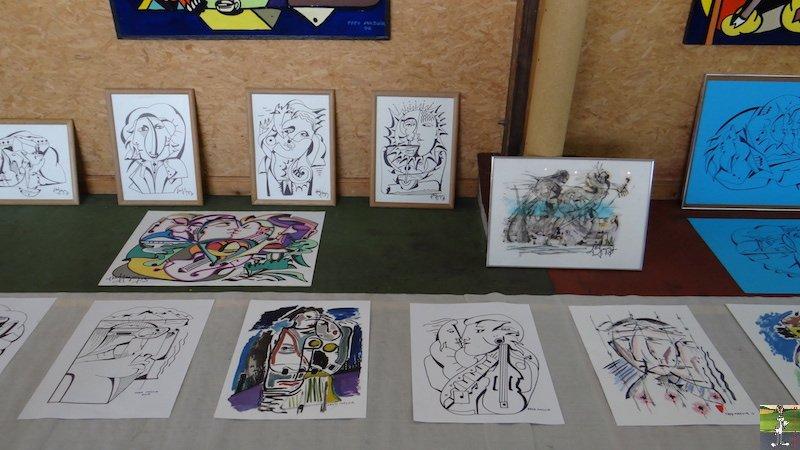2016-07-03 : Expo Fred Mazuir Longchaumois (39) 2016-07-03_FM_07