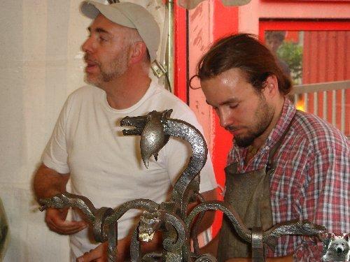 2006-09-22 : Le Salon des Arts du Feu - Morez (39) 0003
