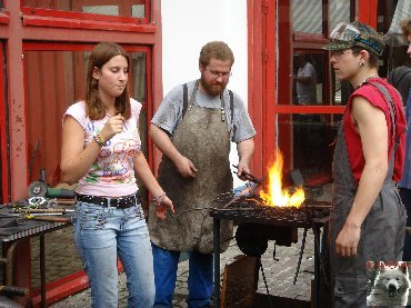 2006-09-22 : Le Salon des Arts du Feu - Morez (39) 0005