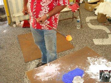 2006-09-22 : Le Salon des Arts du Feu - Morez (39) 0020