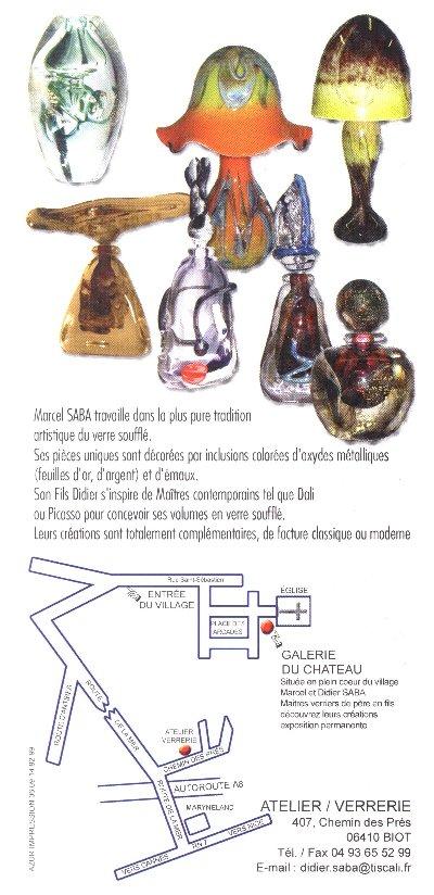 2006-09-22 : Le Salon des Arts du Feu - Morez (39) 0037
