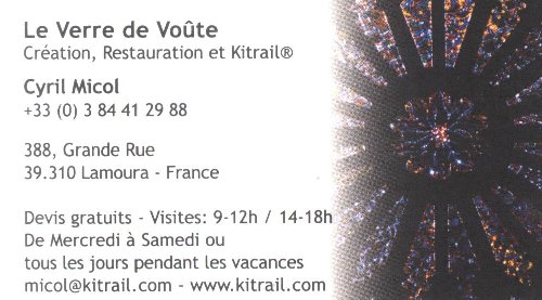 2006-09-22 : Le Salon des Arts du Feu - Morez (39) 0040