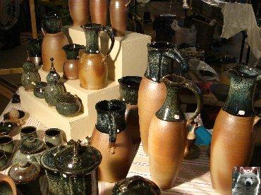 2006-09-22 : Le Salon des Arts du Feu - Morez (39) 0056