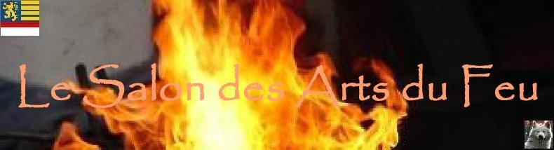 2006-09-22 : Le Salon des Arts du Feu - Morez (39) Logo