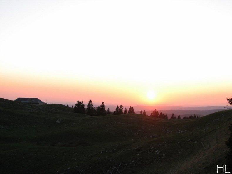 Fin d'après-midi sur les Monts Jura - 23 mai 2010 0009