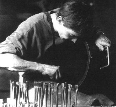 La Fonderie de cloches-Obertino - Labergement Ste Marie (25) 0011