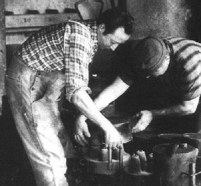 La Fonderie de cloches-Obertino - Labergement Ste Marie (25) 0013