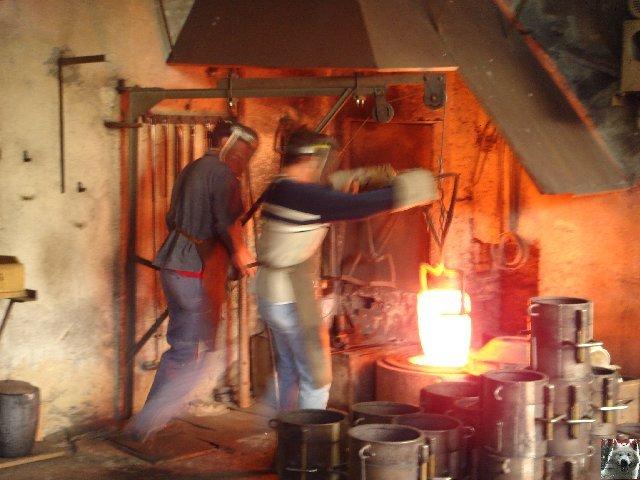 La Fonderie de cloches-Obertino - Labergement Ste Marie (25) 0020