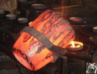 La Fonderie de cloches-Obertino - Labergement Ste Marie (25) 0023