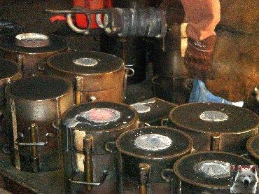 La Fonderie de cloches-Obertino - Labergement Ste Marie (25) 0026