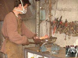 La Fonderie de cloches-Obertino - Labergement Ste Marie (25) 0033