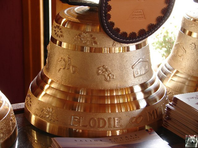 La Fonderie de cloches-Obertino - Labergement Ste Marie (25) 0039