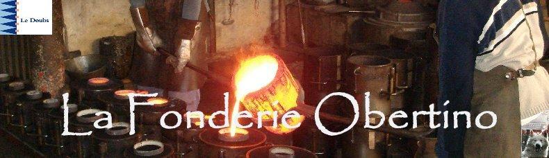 La Fonderie de cloches-Obertino - Labergement Ste Marie (25) Logo