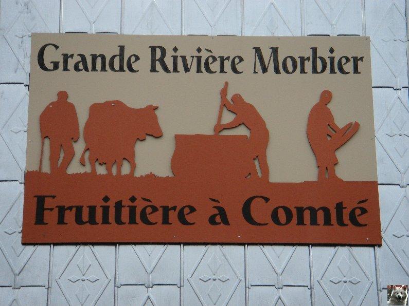 La fruitière à Comté de Grande Rivière [39) 0001