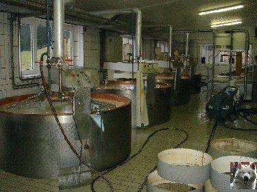 La fruitière à Comté de Grande Rivière [39) 0002