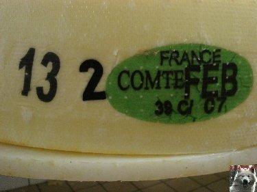 La fruitière à Comté de Grande Rivière [39) 0039