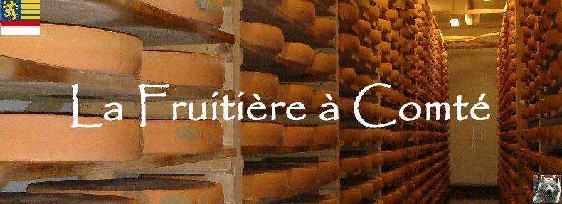 La fruitière à Comté de Grande Rivière [39) Logo