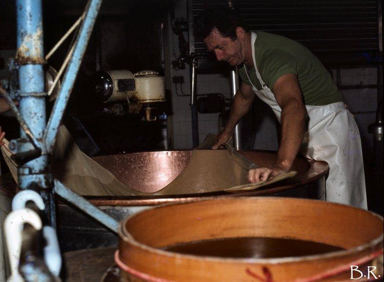 Coup de rétro sur la fruitière à Comté de Ney dans les années 1980 0003