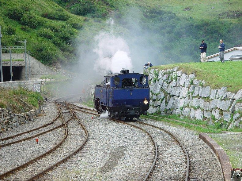 Entre Valais et Uri - La Furkabahn-Bergstrecke  0009