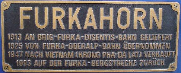 Entre Valais et Uri - La Furkabahn-Bergstrecke  0020