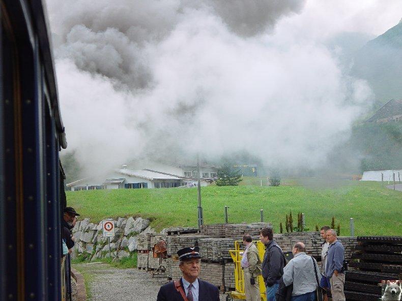 Entre Valais et Uri - La Furkabahn-Bergstrecke  0021