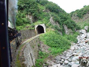 Entre Valais et Uri - La Furkabahn-Bergstrecke  0029