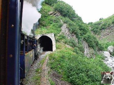 Entre Valais et Uri - La Furkabahn-Bergstrecke  0030
