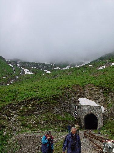 Entre Valais et Uri - La Furkabahn-Bergstrecke  0049